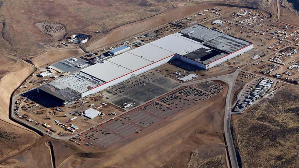 La fábrica de baterías más grande del mundo, casi a punto