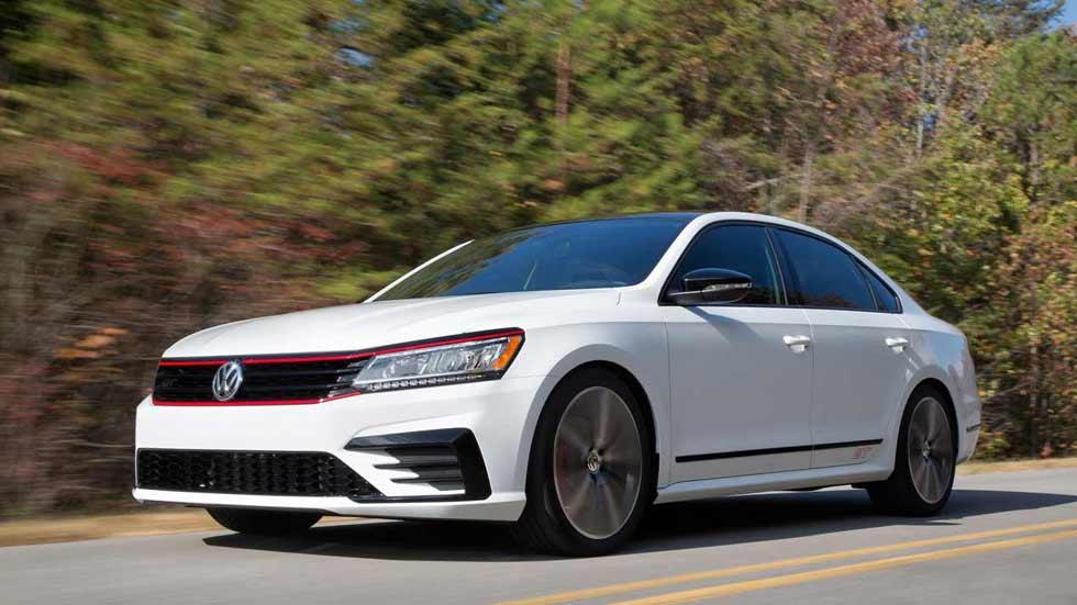Volkswagen Passat GT 2018: así será el Passat más deportivo