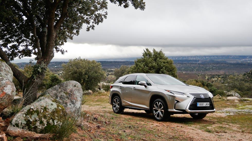 Lexus RX 450h: un SUV único