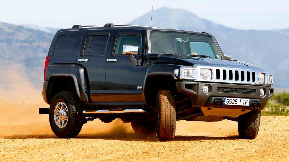¿Quieres un Hummer H3 de segunda mano? Precios desde 11.000 euros