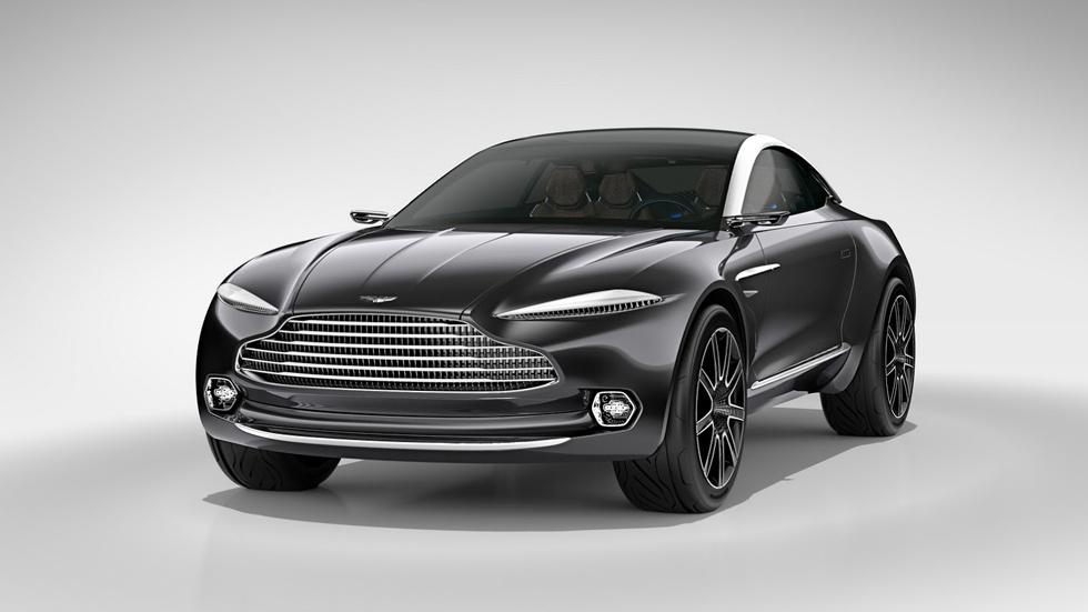 Aston Martin DBX: más datos y fotos del nuevo SUV de lujo