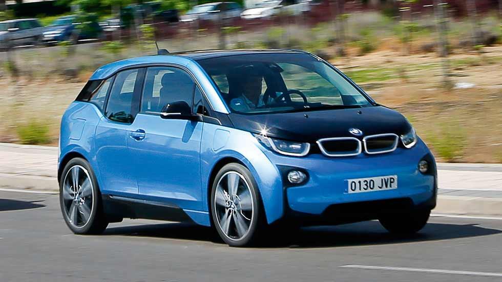A prueba el BMW i3 94Ah REX eléctrico de autonomía extendida
