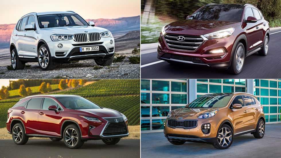 Los SUV y todoterrenos más fiables del mercado