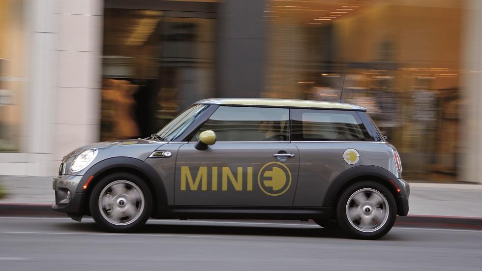 El nuevo Mini cien por cien eléctrico, en 2019