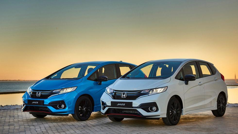 Honda Jazz 2018: primeros datos y fotos oficiales
