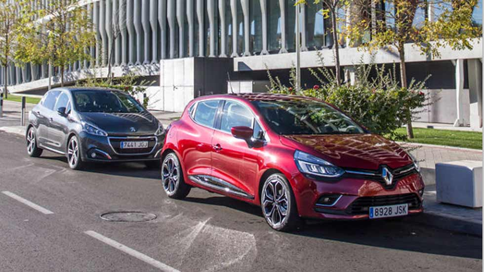 Los coches poco contaminantes, los más vendidos en España