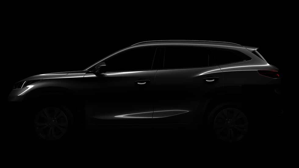 ¡Que vienen los chinos! La marca Chery tendrá un nuevo SUV en Europa