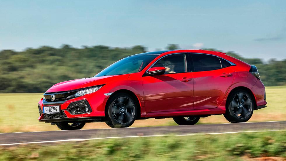 Honda Civic 2018: con nuevo motor Diesel 1.6 i-DTEC de 120 CV