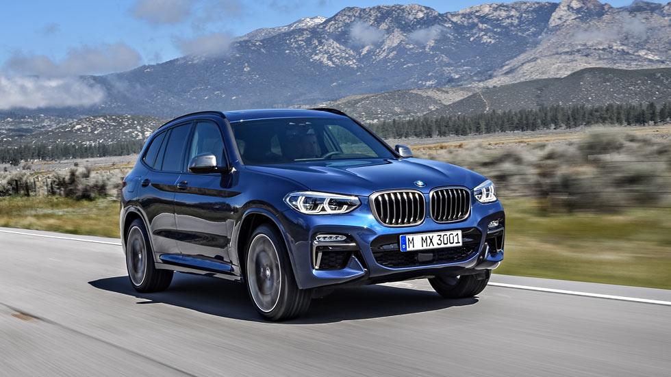 Nuevo BMW X3 M40i, precio para España de este SUV deportivo