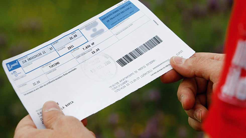 Impuesto de circulación: los lugares más baratos y más caros de España