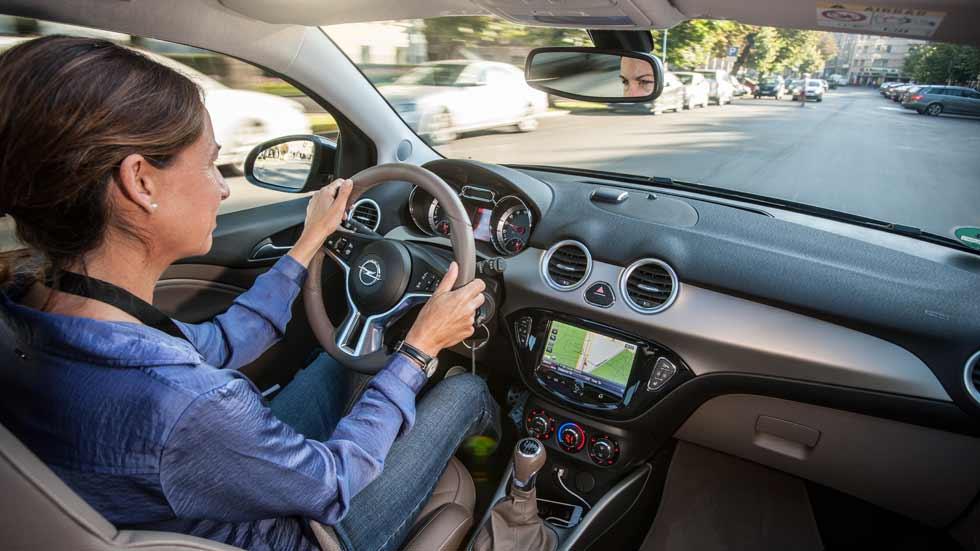 ¿Cuáles son los conductores españoles que más partes dan al seguro?