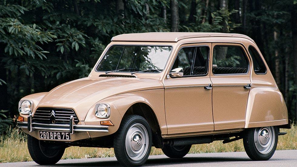 Citroën Dyane: ¡Felices 50 años! Su vida y su historia