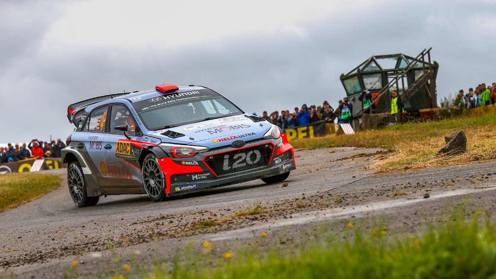 Rallye de Alemania 2017: previo y horarios