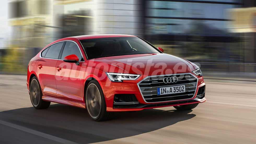 Nuevo Audi A3 2018: más fotos y datos
