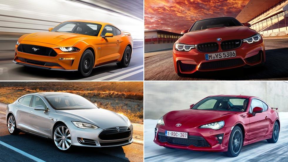 Las marcas de coches más populares en Redes Sociales