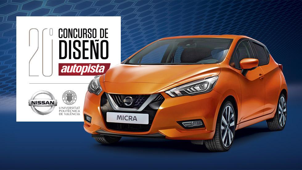 Concurso de Diseño de Autopista, Nissan y la UPV 2017, termina el plazo