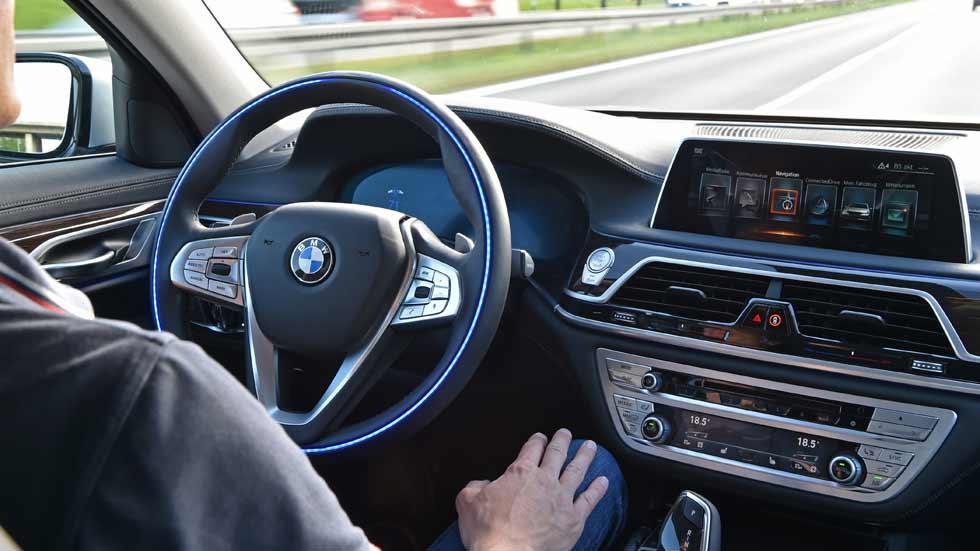 Fiat, BMW e Intel, juntas para desarrollar el coche autónomo