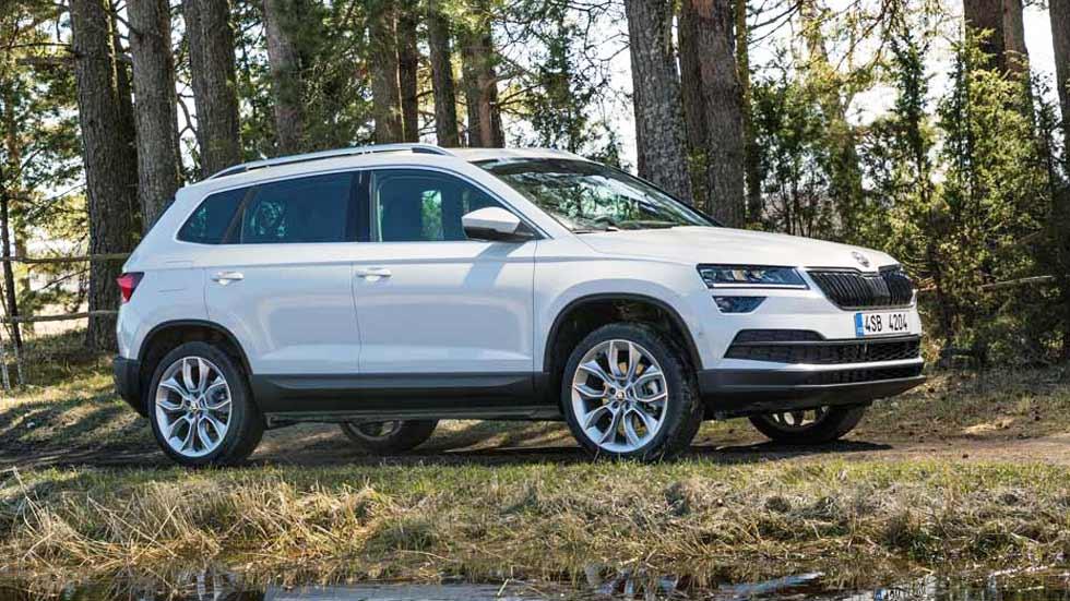 """Skoda Karoq: todas las claves del nuevo SUV """"hermano"""" del Seat Ateca"""