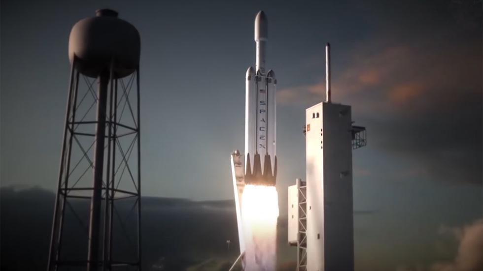 Lo último del dueño de Tesla: ¡un cohete para surcar el espacio!