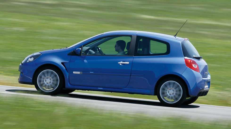 Renault Clio Sport de segunda mano: tuyo desde ¡7.000 euros!