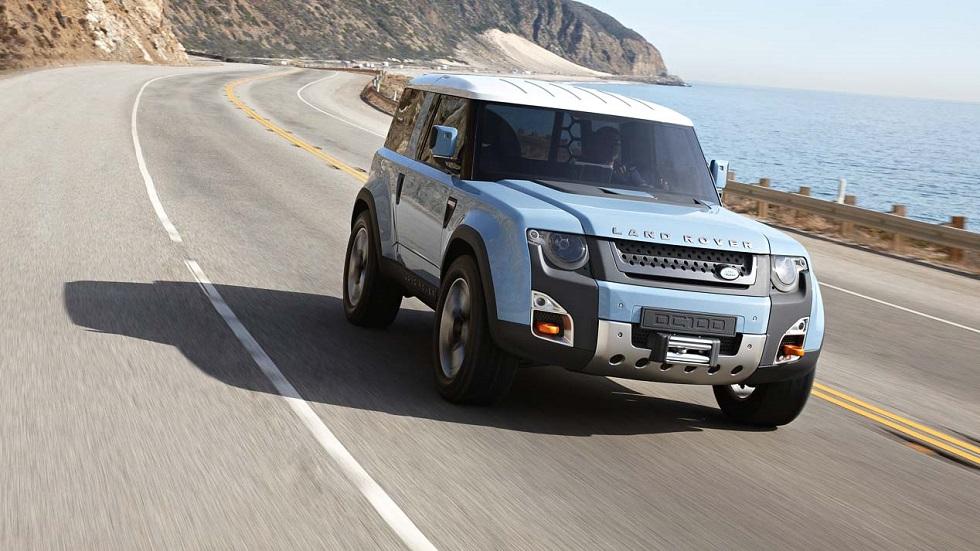 El nuevo Land Rover Defender, listo en 2019 (más datos y