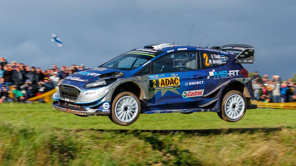 Rallye de Alemania 2017: Tänak vence y Ogier es líder de nuevo