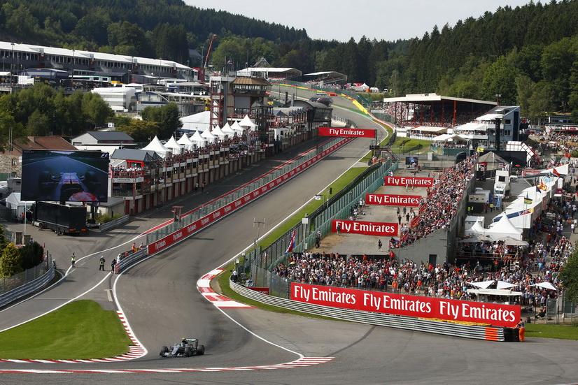 GP de Bélgica de F1: regreso a la acción