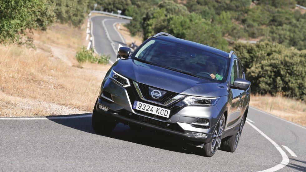Nissan Qashqai 1.2 DiG-T 115 CV XTronic: opiniones y consumo real