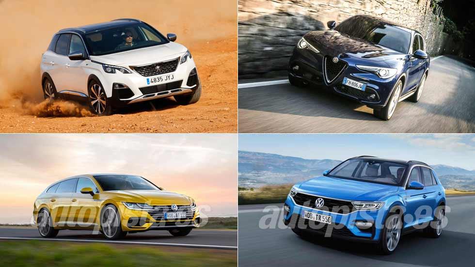 Revista Autopista 3019: lo más nuevo de VW, Peugeot 3008, Alfa Stelvio...