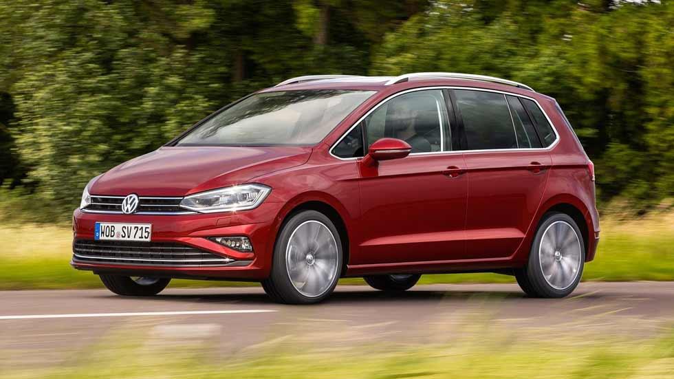 VW Golf Sportsvan 2018: así es el nuevo Golf monovolumen