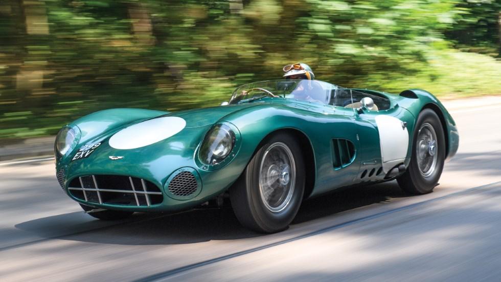 ¡Adjudicado!: casi 20 millones de euros por un Aston Martin