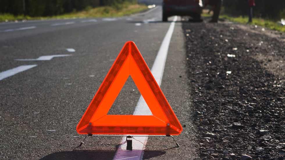 Cómo actuar de forma segura en caso de accidente o avería