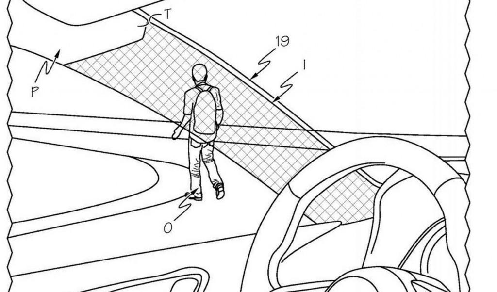 La última innovación de Toyota: ¿los pilares transparentes?