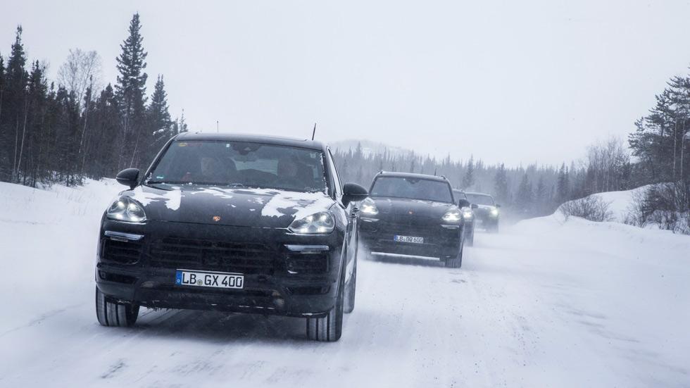 Porsche Cayenne: la tercera generación del nuevo SUV, casi a punto