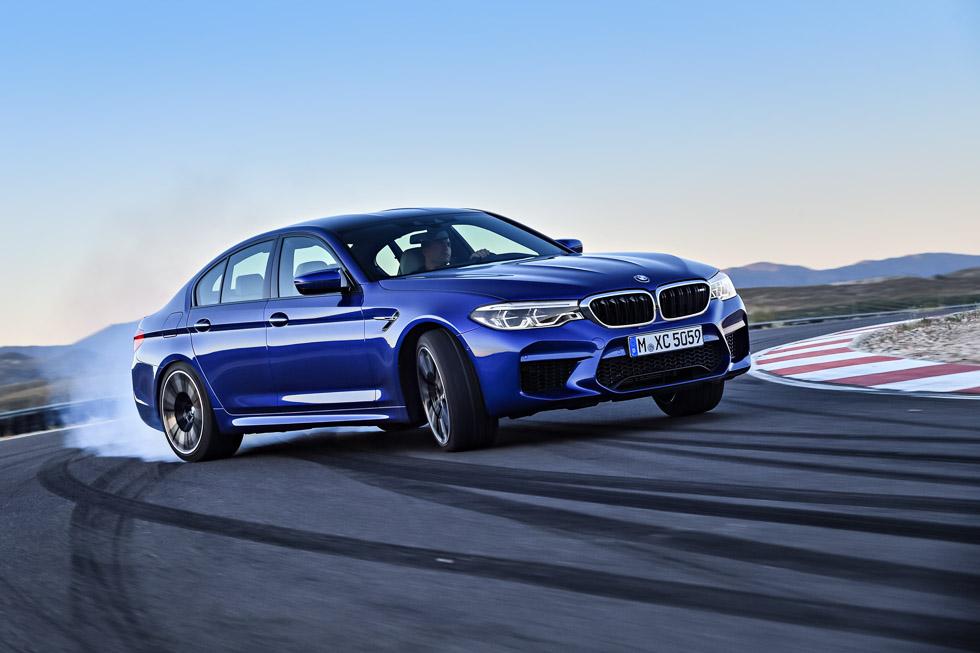 ¡Oficial! BMW M5 2018: todos los datos y fotos de la nueva bestia deportiva