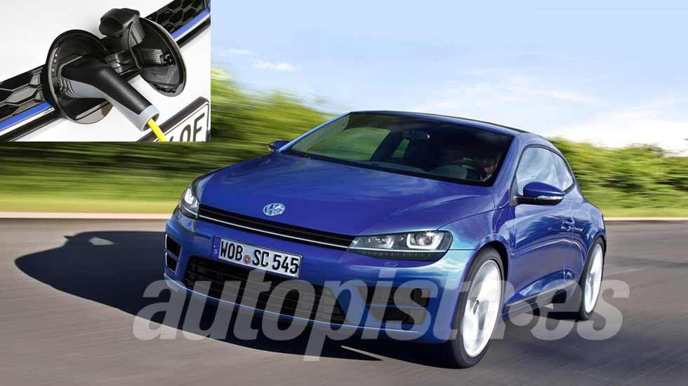 El Volkswagen Scirocco no desaparecerá: ¡será un nuevo coupé eléctrico!