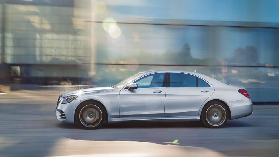 Mercedes Clase S 2018: con nuevos motores de gasolina de 6 cilindros