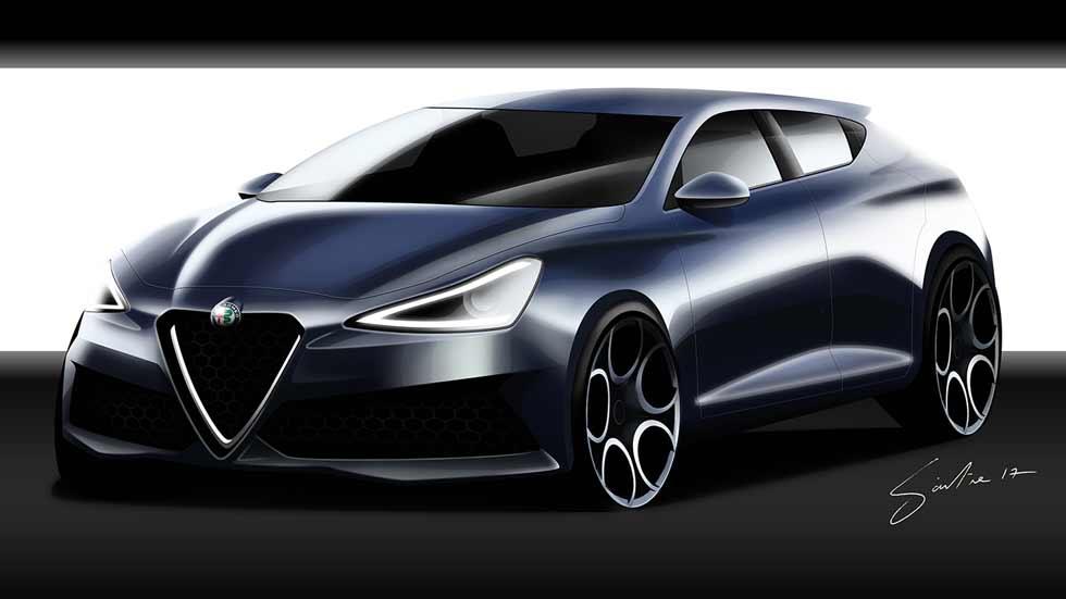 ¿Podría este Alfa Giulietta plantar cara a los Serie 1, A3 y Clase A?