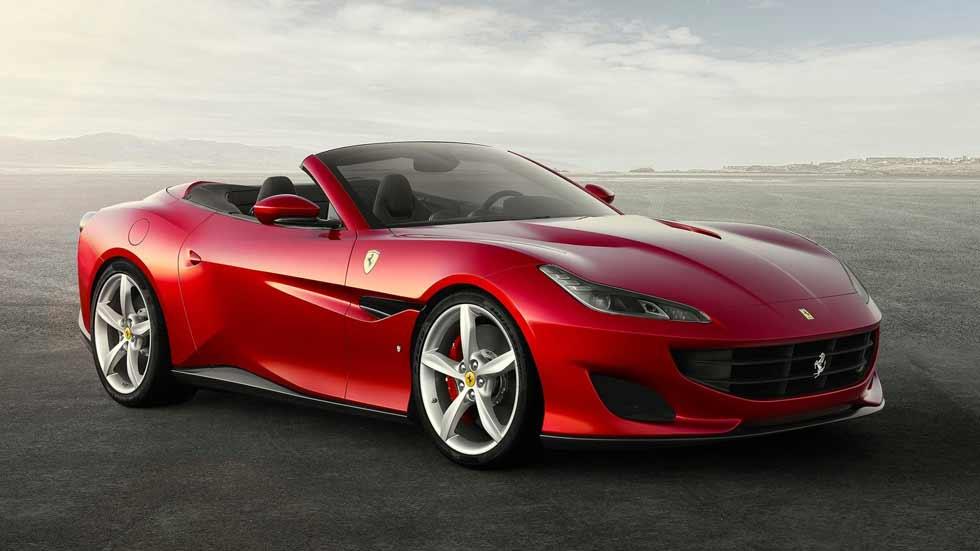 Ferrari Portofino: la nueva joya deportiva, directa al Salón de Frankfurt