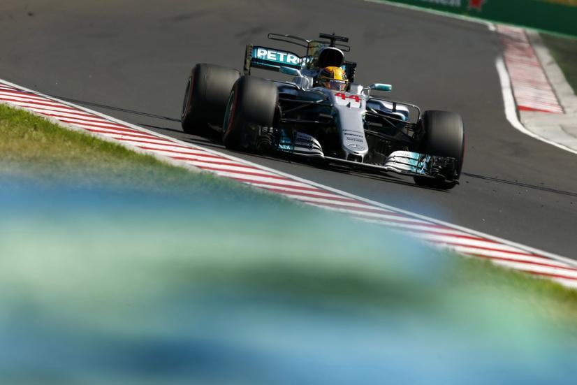GP de Bélgica de F1: los números del Gran Premio