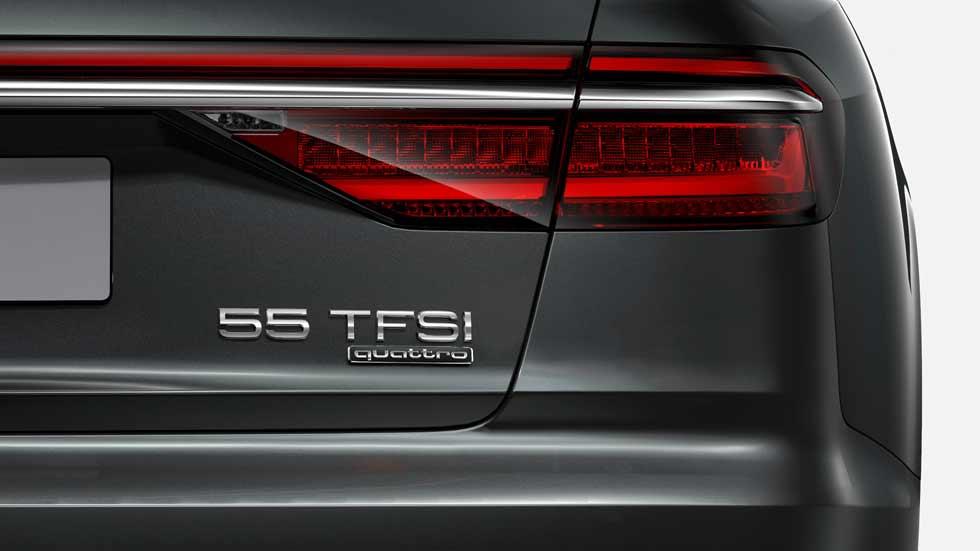 Así son las nuevas denominaciones de los motores de Audi para el futuro