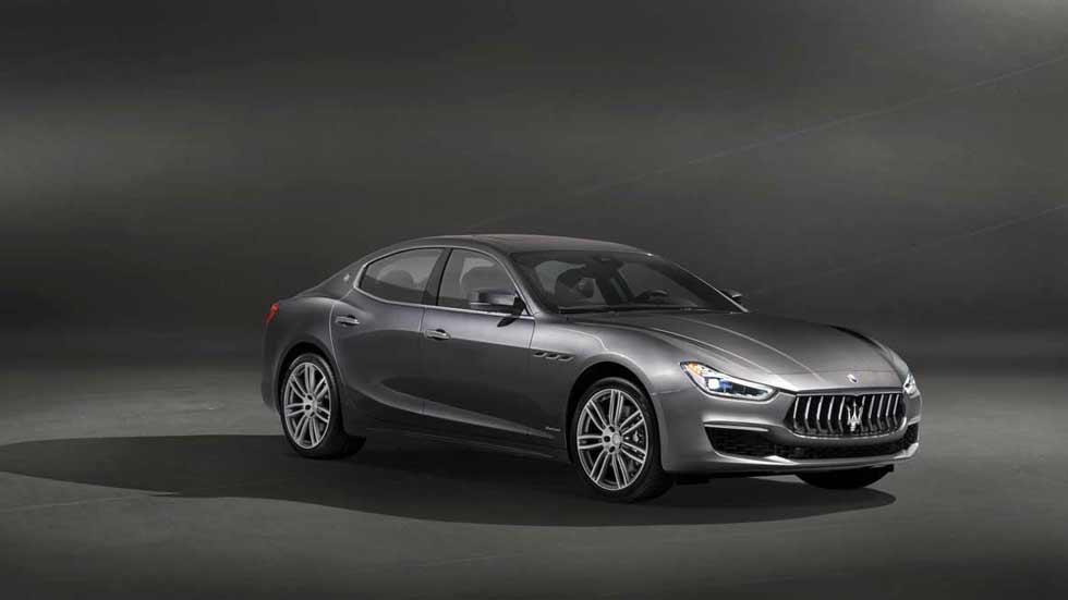 Maserati Ghibli GranLusso, la nueva berlina de lujo con un toque exótico