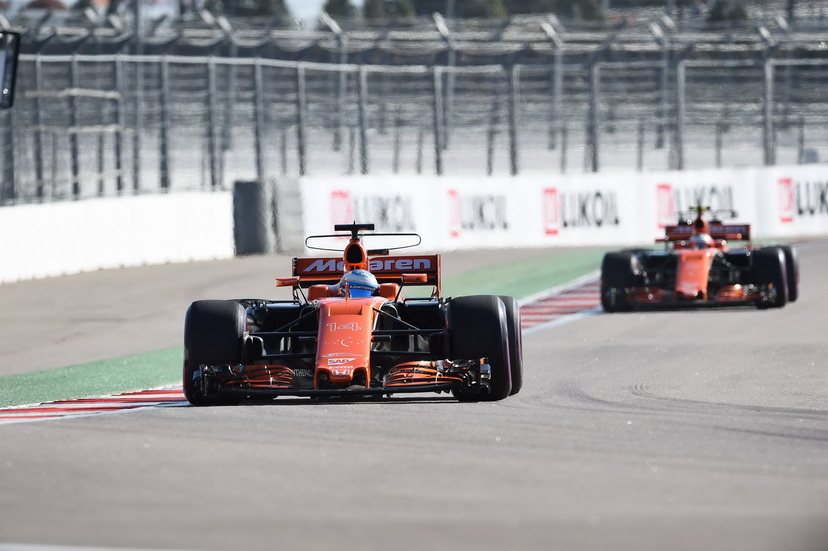 GP de Bélgica: motor evolucionado para Alonso, pero no penalizará