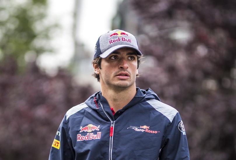 GP de Bélgica: el objetivo de Sainz para este fin de semana es puntuar