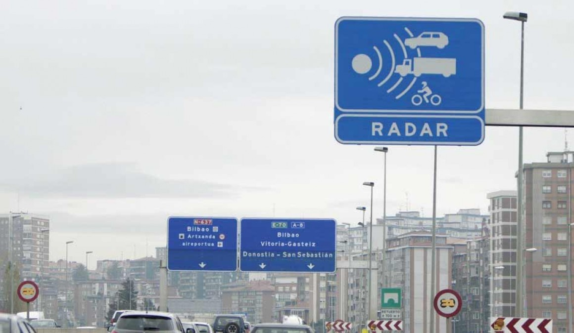 ¡Increíble! Los nuevos radares que reconocen cada coche sin ver la matrícula