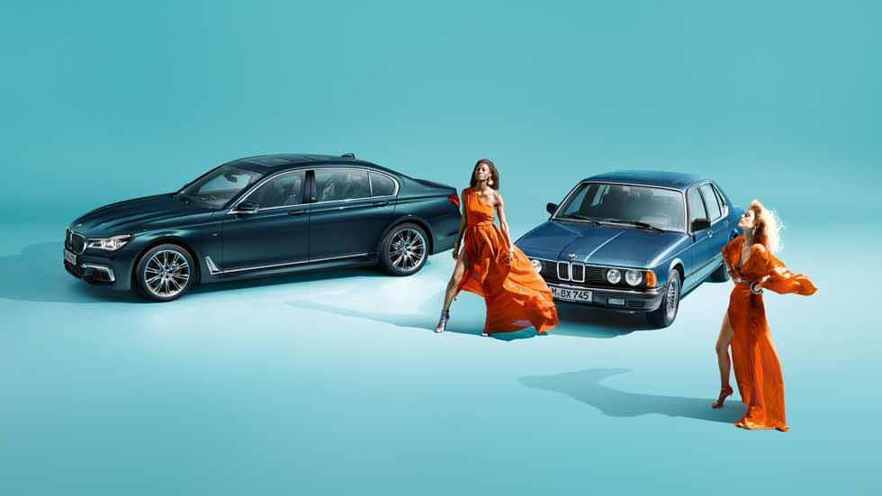 BMW Serie 7 Edición 40 Aniversario: precio para España