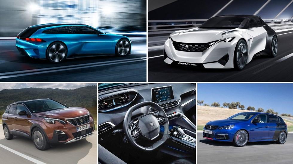 Todas las novedades de Peugeot hasta 2020: nuevos 3008, 2008, 508…