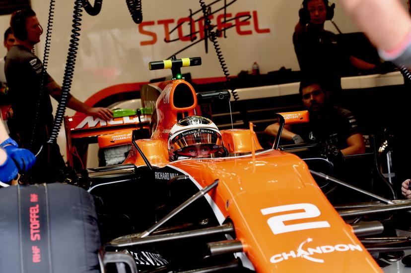 GP de Bélgica: más posiciones de penalización para Vandoorne