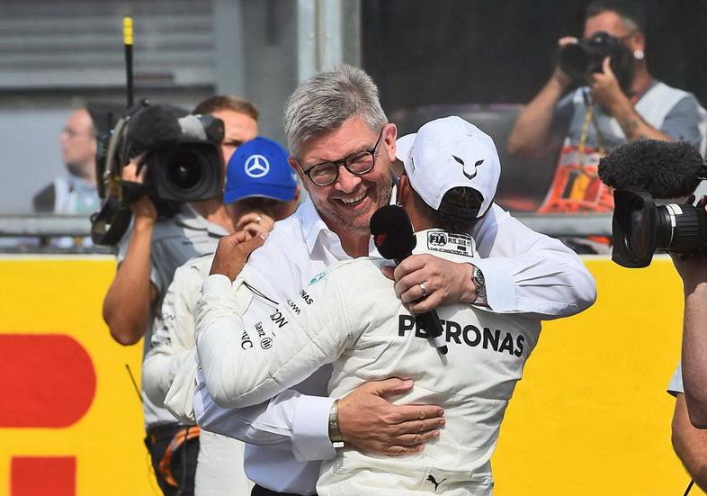 GP de Bélgica: Hamilton iguala el récord de 68 poles de Schumacher