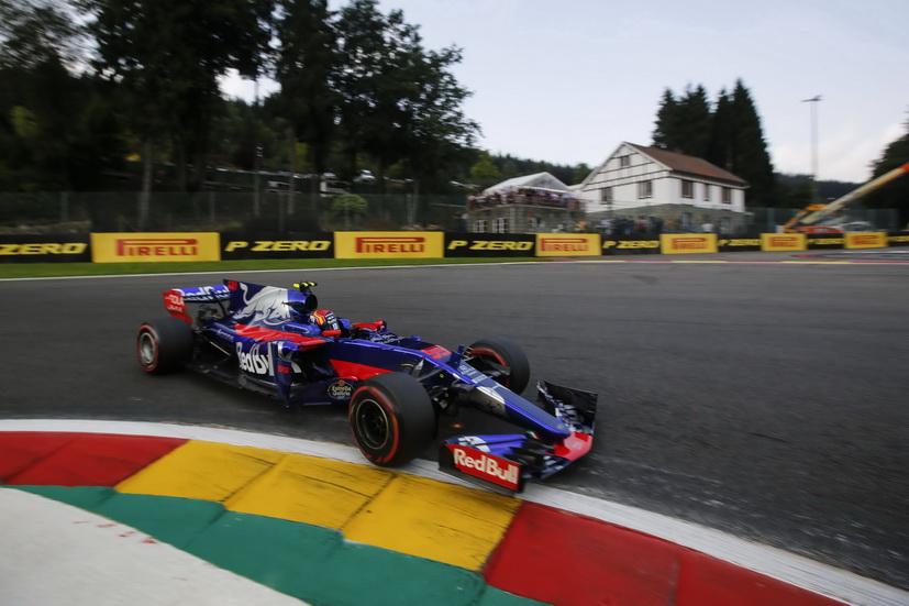 GP de Bélgica: Sainz fue 14º en calificación